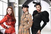 Siêu mẫu Thanh Hằng lên tiếng về vị trí ở giữa tại The Face 2018