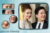 Vợ chồng sở hữu nét phu thê, càng nhìn càng thấy... đẹp đều của Showbiz Việt
