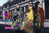 Đỗ Mạnh Cường tổ chức show diễn thứ 13 Mix & Match