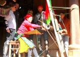 Tái hiện không gian văn hóa đồng bào dân tộc Mông tại Dinh thự nhà Vương, xã Sà Phìn