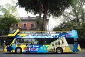Cận cảnh xe buýt 2 tầng tiền tỷ mới của Hà Nội