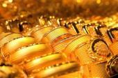 Giá vàng hôm nay 30/11/2018: Vàng SJC tăng 10.000 đồng/lượng, đồng USD có xu hướng quay đầu