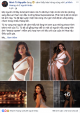 Minh Tú đăng ảnh bikini đốt cháy mạng xã hội nhưng fan lại tưởng Lan Khuê