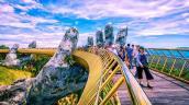 Cầu Vàng vào top ảnh du lịch ấn tượng trên CNN