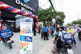 Domino's Pizza khai trương cửa hàng thứ 37, dân tình Quận 12 rần rần đổ về