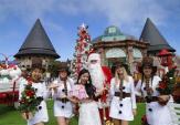Du khách về Đà Nẵng đón Giáng sinh theo phong cách Âu