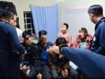 Tạm giữ 17 khách du lịch Việt Nam bỏ trốn tại Đài Loan để phục vụ điều tra