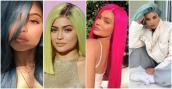 Kylie Jenner dẫn đầu mọi trào lưu và luôn khiến fan té ghế