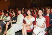 Hoa hậu Ngọc Hân hoàn thành tâm nguyện thuở bé với vai trò mới tại chương trình Duyên dáng Việt Nam 30