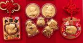 Năm mới Kỷ Hợi, nhiều người sẽ dùng vàng thật để lì xì