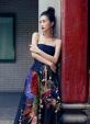 Diện lại đầm thảm họa của Hoàng Thùy Linh: Jun Vũ lộ thân hình trơ xương - Khánh Linh The Face đẹp xuất sắc