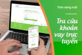 Mcredit triển khai tính năng tra cứu khoản vay trực tuyến