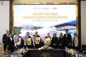 RCI trao chứng nhận Gold Crown cho 4 quần thể, khách sạn của Tập đoàn FLC