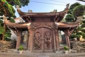 Chùa Vạn Niên - ngôi chùa cổ linh thiêng giữa lòng Hà Nội