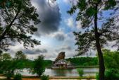 Hình ảnh khu công viên bỏ hoang tự nhiên nổi tiếng ở Huế