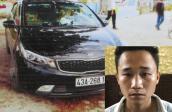 9X thuê taxi từ Quảng Nam ra Đà Nẵng trộm ôtô về cho thuê