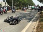 9X tử vong sau vụ va chạm mạnh trên đại lộ Mai Chí Thọ