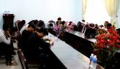 Bắt quả tang 34 nam nữ phê ma túy tập thể trong quán karaoke