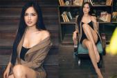 Hoa hậu Việt ngày càng táo bạo, không ngại mặc sexy