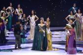 Mỹ nhân 20 tuổi đăng quang Hoa hậu Hoàn vũ Indonesia 2019