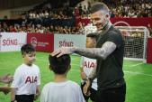 David Beckham truyền cảm hứng tại sự kiện