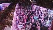 Cận cảnh bữa tiệc đầu tiên trong đại tiệc cưới của cặp tỷ phú Ấn Độ bên trong khu nghỉ dưỡng bãi Kem