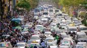Hà Nội tính thí điểm cấm xe máy đường Lê Văn Lương hoặc Nguyễn Trãi