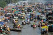 Cần Thơ lọt top những thành phố sông nước đẹp nhất thế giới