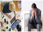 Có thể bị trầm cảm nghiêm trọng nếu làm việc vào cuối tuần