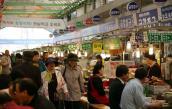 Trải nghiệm Hàn Quốc: Khám phá ẩm thực tại ngôi chợ cổ nhất Seoul