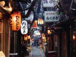 Hẻm đồ ăn của quá khứ lạc giữa Tokyo phồn hoa đô hội