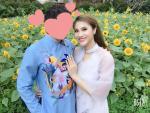 Siêu mẫu Kim Dung bí mật kết hôn, trở lại làng giải trí sau 3 năm sang Mỹ