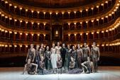 "Thiết kế Maria Grazia Chiuri thăng hoa trong vở ballet ""Nuit Blanche"""
