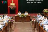 Phó Thủ tướng Vũ Đức Đam khảo sát du lịch cộng đồng tại Quảng Bình
