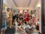 ẢNH SỐC: Ngã ngửa với màn hóa trang cực kì gợi tình của Quốc Thiên - Hoàng Ku