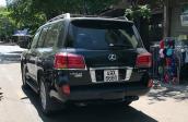 Lexus biển 6666 tông chết 4 người đứng tên công ty Phương Trang