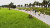 Ecopark Marathon - Ngày hội gia đình tuyệt vời