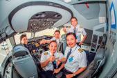 Hé lộ mức lương đáng mơ ước của phi công Vietnam Airlines: 132 triệu đồng/tháng