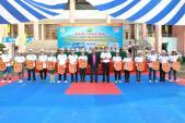 Hơn 2.000 người tham dự Giải Việt dã lần thứ 25 do Number 1 Active Chanh Muối tài trợ