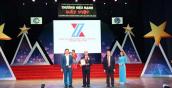 Công ty TNHH Ống gang cầu XINXING nhận giải thưởng thương hiệu mạnh Đất Việt 2019