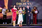 Dr.Hana lọt top 10 Thương hiệu quốc tế chăm sóc sức khỏe và sắc đẹp được tin dùng 2019