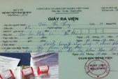 Triệt phá đường dây làm giả giấy khám sức khỏe, giấy ra viện của Bệnh viện Bạch Mai