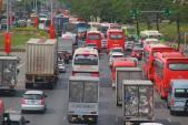 Cửa ngõ phía tây Sài Gòn kẹt xe kéo dài ngày đầu nghỉ lễ 30/4