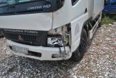 Ôtô tải tông hàng loạt xe máy ở Vũng Tàu