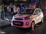 Nữ tài xế bị đâm gục trong taxi do mâu thuẫn tình ái
