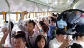 Hà Nội tăng tần suất buýt nhanh BRT trong giờ cao điểm