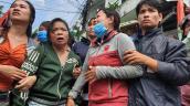 Người thân gào khóc sau vụ 3 người tử vong trong phòng trọ