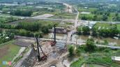 Dự án cao tốc Trung Lương - Mỹ Thuận được tạm ứng gần 170 tỷ