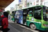 """TP.HCM: Xe buýt vẫn """"hét giá"""" quảng cáo sau 4 lần thất bại"""