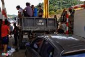 Đề nghị Bộ Công an xử lý hành vi gây rối tại BOT Hòa Lạc - Hòa Bình